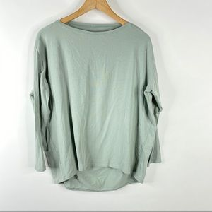 Lululemon Tee Back In Action Long Sleeve T Shirt